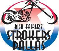 Strokers Dallas Logo