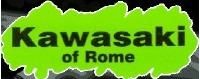 Kawasaki of Rome Logo