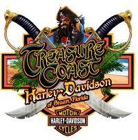 Treasure Coast Harley-Davidson Logo