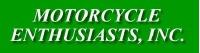 Motorcycle Enthusiasts Logo