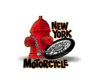New York Motorcycle Logo