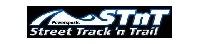 STREET TRACK 'N' TRAIL Logo