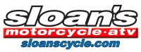 Sloans Motorcycle & ATV Logo