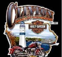 Clinton Harley Davidson Logo