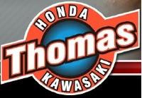 Thomas Honda & Kawasaki Logo