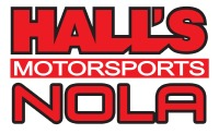 Hall's Motorsports- New Orleans Logo