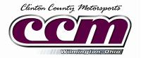 Clinton County Motorsports Logo