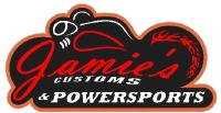 Jamie's Customs Logo