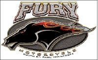 Fury Motorcycle Logo