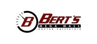 Berts Mega Mall Logo