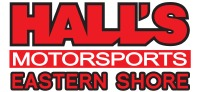 Hall's Motorsports- Eastern Shore Logo
