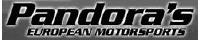 Pandora's European Motorsports Logo
