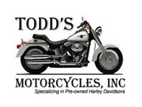 Todd's Motorcycles Logo