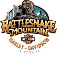 Rattlesnake Mountain Harley-Davidson Logo