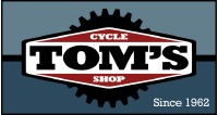 Tom's Cycle & Power Products Logo