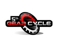 5th Gear Cycle Logo