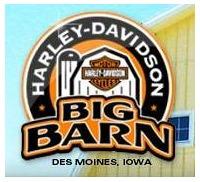 Big Barn Harley-Davidson Logo