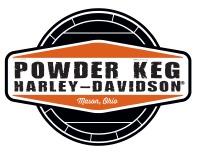Powder Keg Harley-Davidson Logo