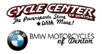 Cycle Center And Bmw Of Denton Logo