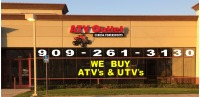 ATV Outlet.... powered by Corona Powersports Logo