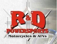 R & D POWERSPORTS Logo