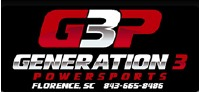 Generation 3 Powersports Logo