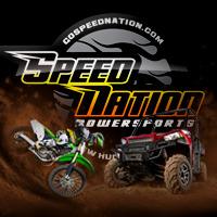 Speed Nation Powersports Logo