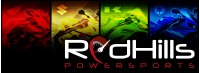 Red Hills Powersports Logo