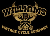 Williams Vintage Cycle Logo