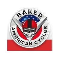 Baker American Cycles Logo