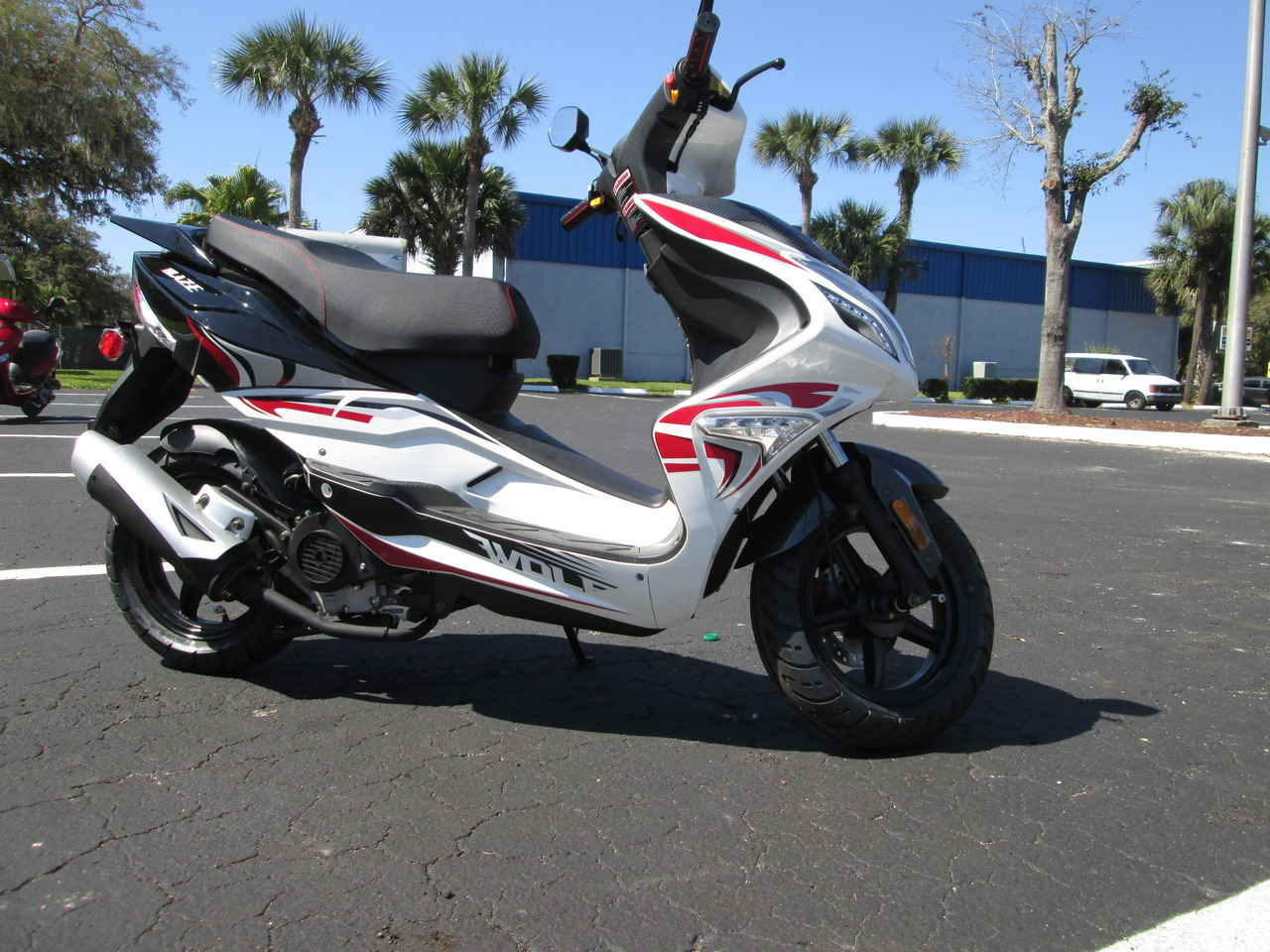 Other For Sale - Wolf Brand Scooters Motorcycle,528553