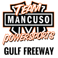 Team Mancuso Powersports Gulf Freeway Logo