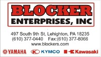 Blocker Enterprises Logo