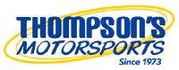 Thompson's Motorsports Logo