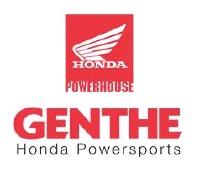 Genthe Honda Powersports Logo