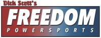 Dick Scott's Freedom Powersports Logo