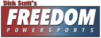 Dick Scott's Freedom Powersports Logo