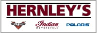 Hernley's Polaris and Indian Motorcycle Logo