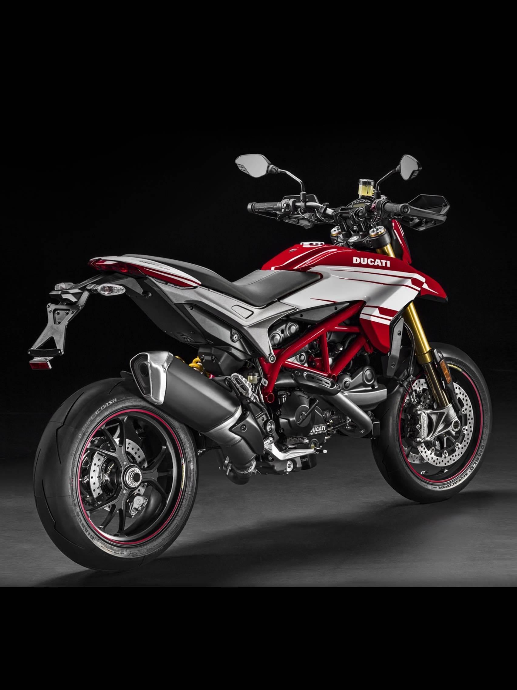 Ducati Hypermotard Cycle Trader