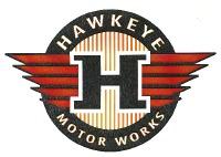 Hawkeye Motorworks Logo
