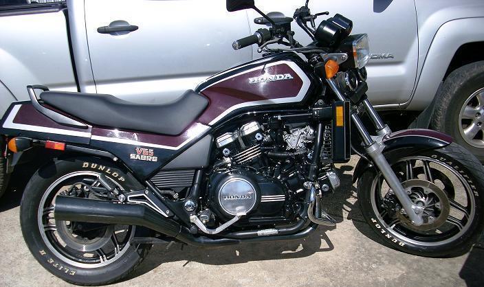 Houston Honda Dealers >> 1984 Honda Sabre V65 1100cc VF1100S, Houston TX - - Cycletrader.com