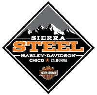 Sierra Steel Harley-Davidson Logo