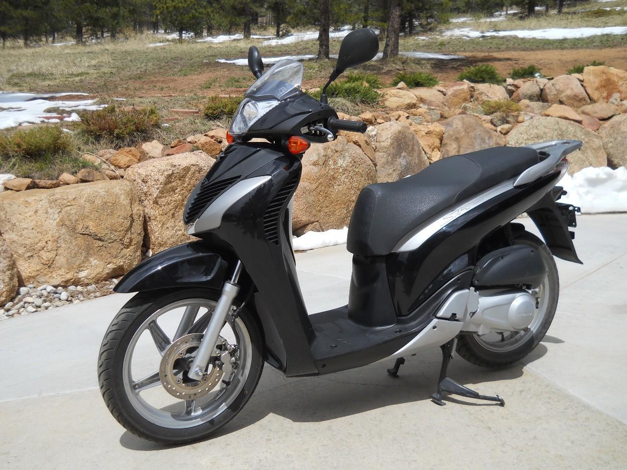 2010 Honda Sh150i, Manitou Springs CO   Cycletrader.com