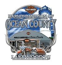 Harley-Davidson of Ocean County Logo