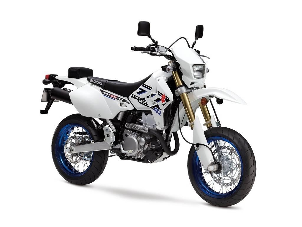 Suzuki Drz Cycle Trader