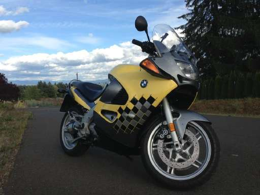 new or used bmw k 1200 rs motorcycle for sale in oregon