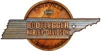 Bootlegger Harley-Davidson Logo