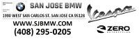 San Jose BMW Motorcycles Logo