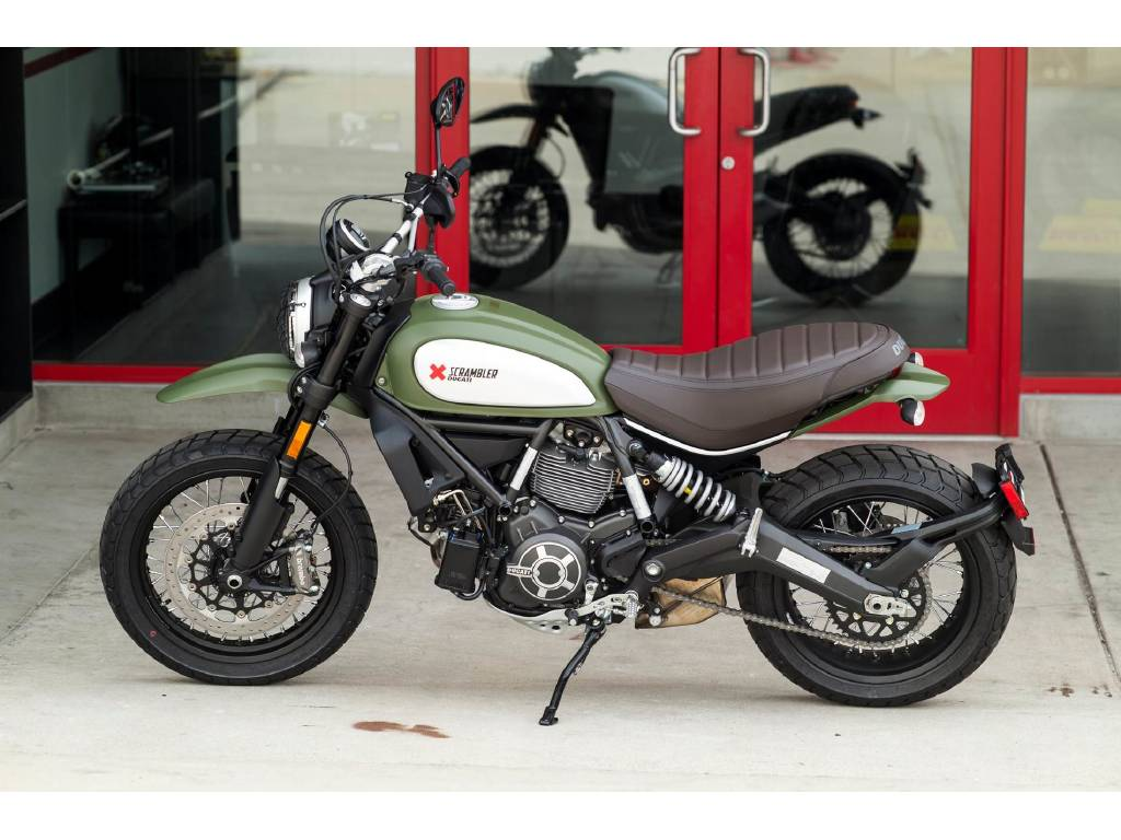 Ducati Sport Classic Cycle Trader