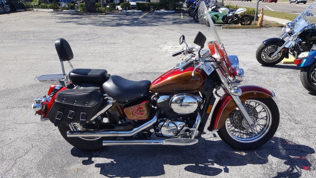 2003 vt750 yamaha clearwater fl for Yamaha dealers in vt